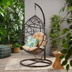Christopher Knight hanging chair
